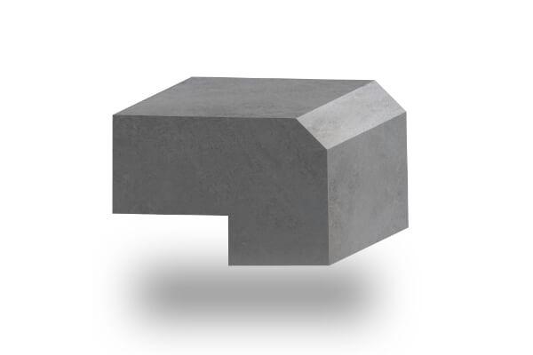 worktop edge bevel 60mm