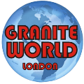Granite World London Logo