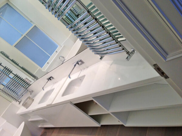 Granite Bathroom Worktops