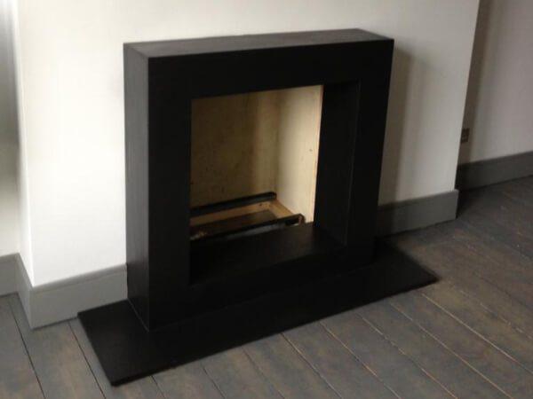 granite fireplace kensington