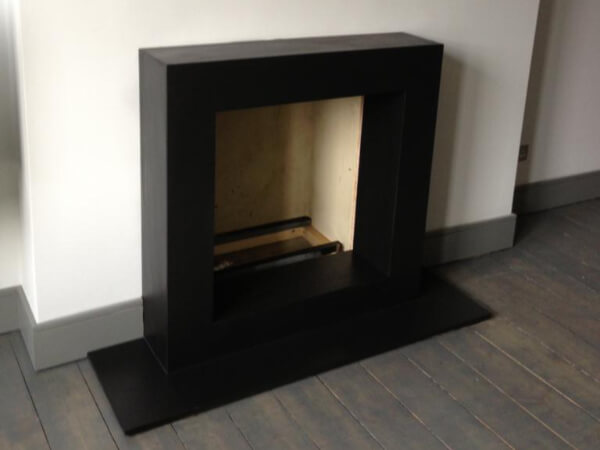 granite fireplace kensington