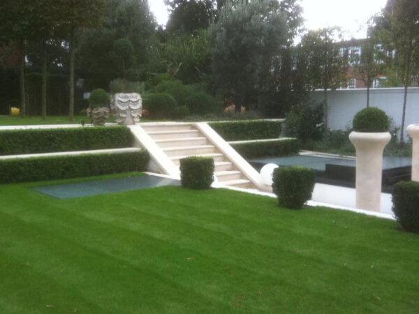 holland park stairs