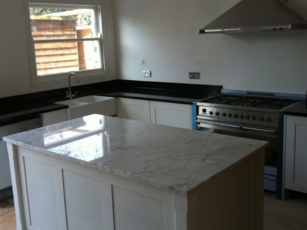 Marble Kitchen Malden