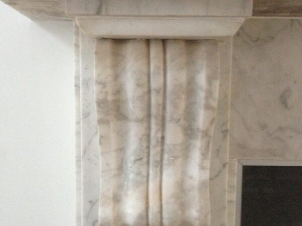 marble firplace london