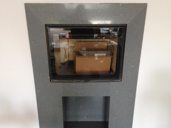 quartz fireplace henley