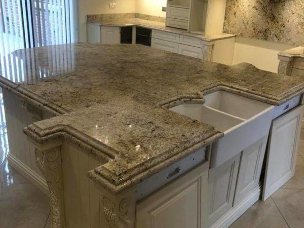Granite - Colonial Gold