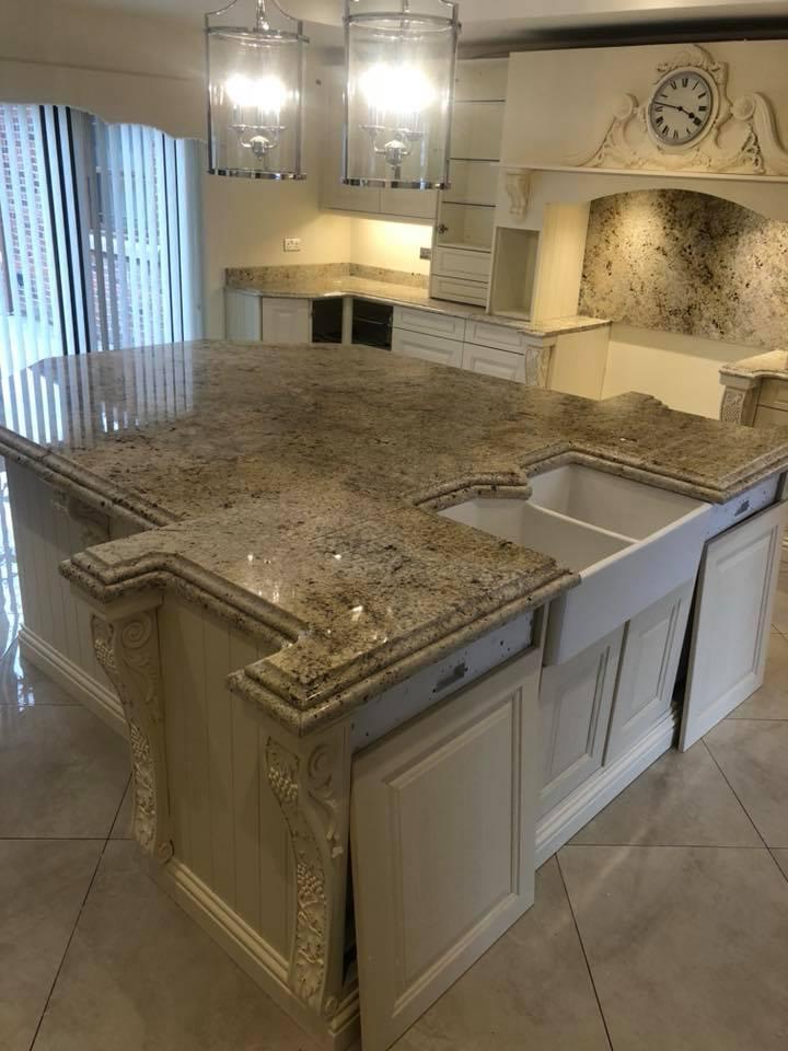 Granite – Colonial Gold