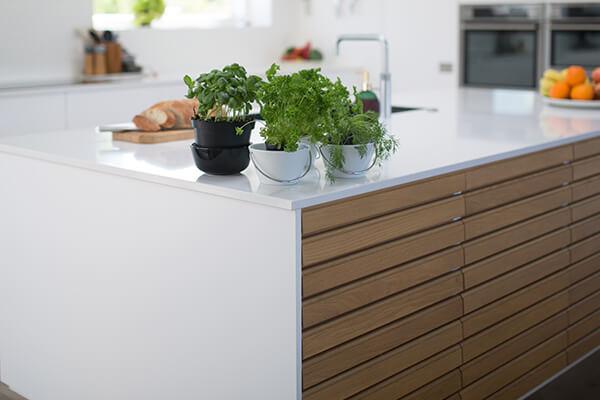 granite kitchen stand