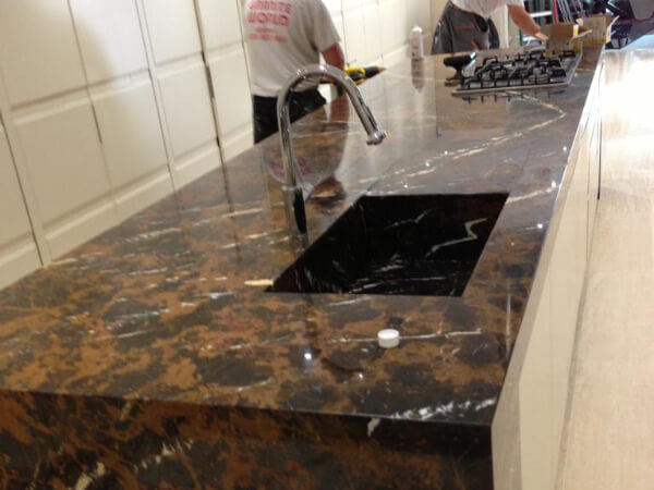 marble worktops holland park